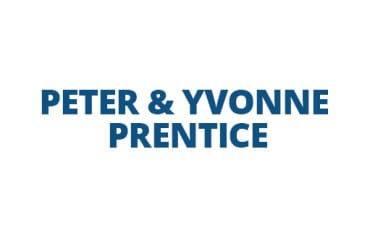 peter and yvonne prentice logo