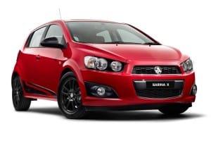 Holden Barina X