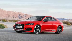 2018 Audi RS5 Twin Turbo