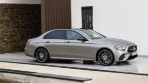 New Mercedes E Class model coming to Australia soon