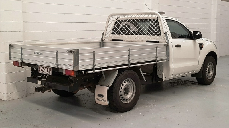 FORD RANGER XL SINGLE CAB PX CAB CHASSIS