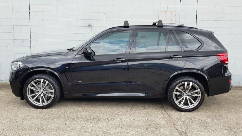 BMW X5 xDrive50i F15 WAGON