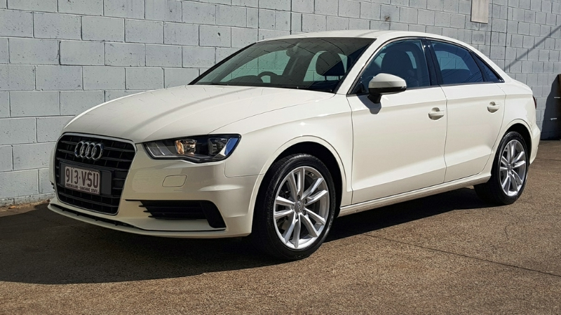 AUDI A3 ATTRACTION S TRONIC 8V MY16 SEDAN