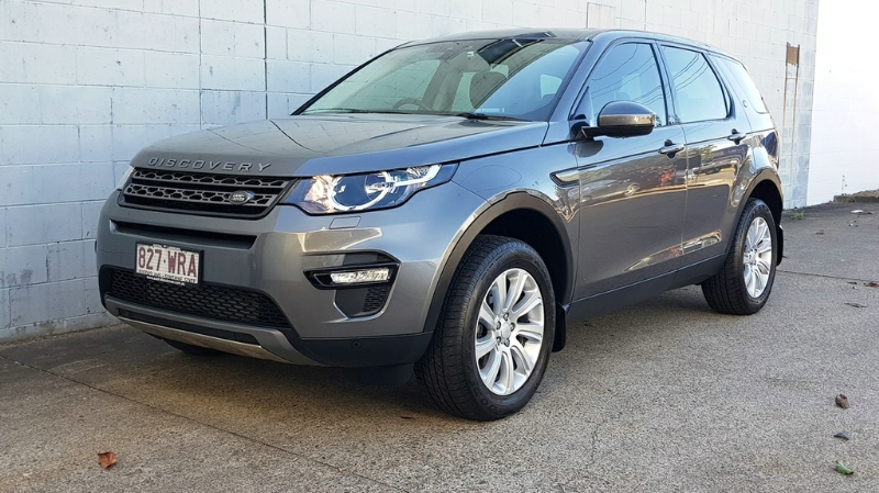 LAND ROVER DISCOVERY SPORT SD4 SE L550 16.5MY WAGON