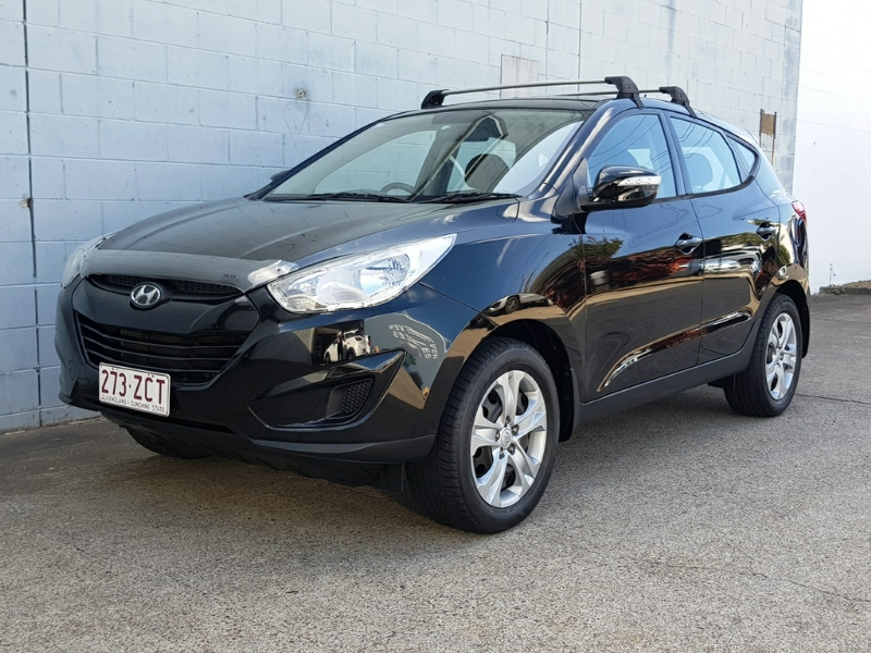 HYUNDAI IX35 ACTIVE LM MY11 WAGON