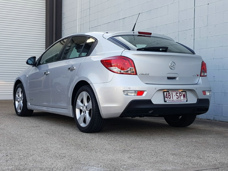 HOLDEN CRUZE SRI-V JH SERIES II MY HATCHBACK