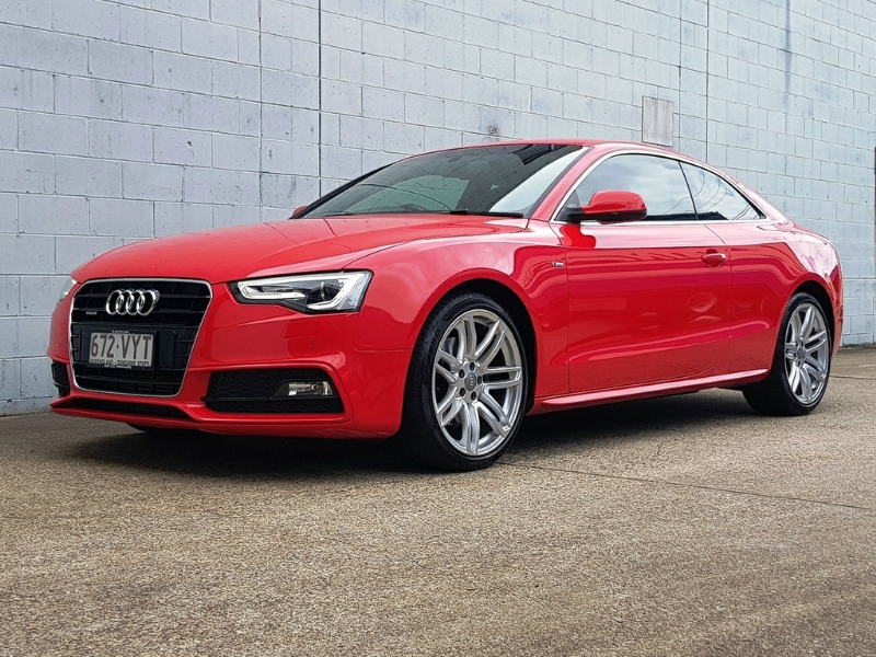 AUDI A5  8T MY16 COUPE