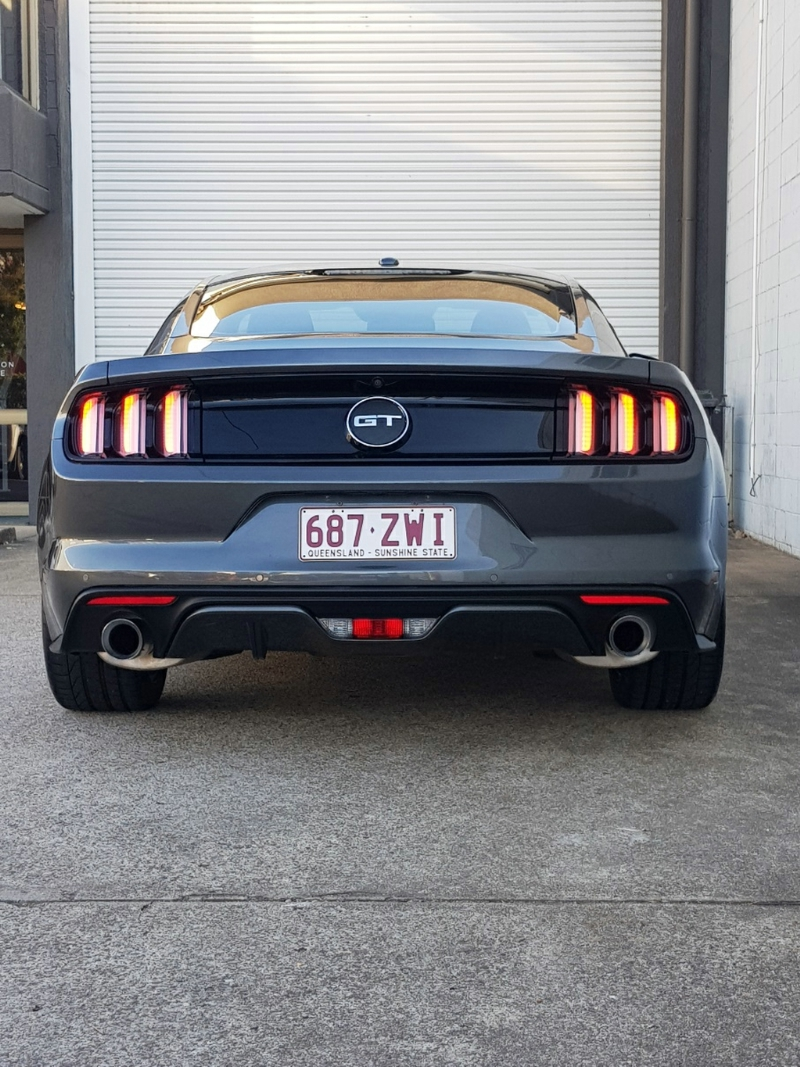 FORD MUSTANG GT FM MY17 FASTBACK